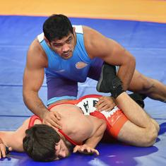 Will the Asian Games defeat bring the curtain down on Sushil Kumar's illustrious career?