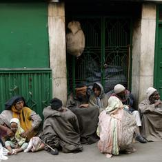Delhi High Court's censure of India's vagrancy laws could be a step towards decriminalising begging