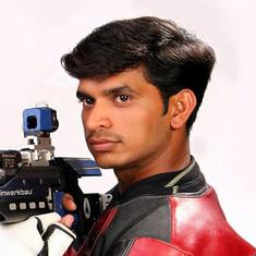 How making a living took precedence over shooting for India's first air rifle junior world champion