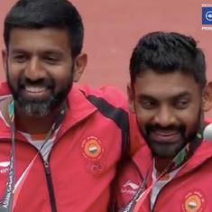 Asian Games day 6 round up: Rowers' redemption and Bopanna-Sharan's gold