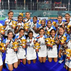 Indian women's hockey team set to be included in TOPS