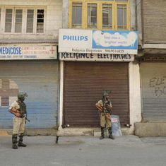 Shutdown in parts of Jammu and Kashmir ahead of Supreme Court hearing on Article 35A