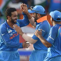 Nobody is guaranteed a flight to England: Rohit Sharma says India's World Cup spots are still open