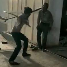 गुजरात : चोरी का आरोप लगाकर दलित की पिटाई, अस्पताल में मौत