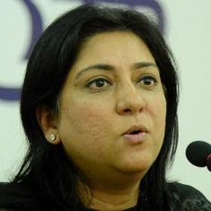 अब और क्या हो सकता है जिसके बाद प्रिया दत्त कांग्रेस छोड़कर शिवसेना में शामिल हो जाएंगी?