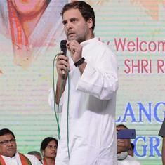 Madhya Pradesh: Rahul Gandhi attacks Chief Minister Shivraj Singh Chouhan for 'hollow promises'