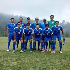 India U-16 team beats Turkish side Besiktas 5-1 on exposure tour