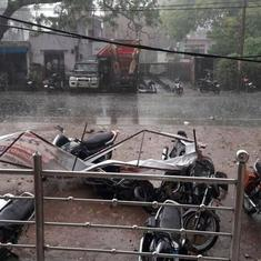 Sixteen people die, 25 injured in Uttar Pradesh thunderstorm