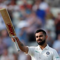 Data check: Second only to Bradman, going past Dravid and other milestones in Perth for Virat Kohli