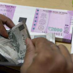 Rupee closes at its lowest against US dollar in nearly 19 months