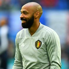 'Definition of conflict of interest': France win as Twitter pokes fun at Henry's divided loyalties