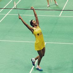 PV Sindhu equals her career-best ranking of world No 2 after Korea Open triumph