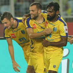ISL: Defending champions Chennaiyin take on Kerala Blasters in the battle of strugglers