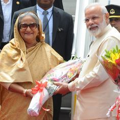 India, Bangladesh inaugurate second cross-border train Bandhan Express