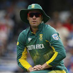 एबी डिविलियर्स ने अंतरराष्ट्रीय क्रिकेट को अलविदा कहा