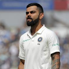 Kohli as captain is a work-in-progress and it was quite evident on day three at Lord's