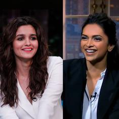 Deepika Padukone and Alia Bhatt in first episode of new 'Koffee With Karan' season