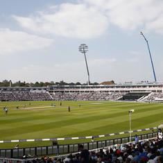 भारत और इंग्लैंड के बीच टेस्ट मैचों की सीरिज के लिए टिकटों की बिक्री सुस्त