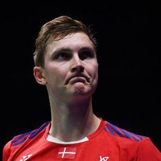 Badminton: Axelsen, other top Danish players barred from national center over contract dispute