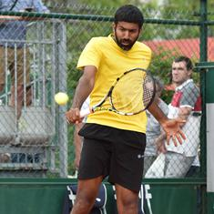 Indian tennis: Bopanna-Shapovalov reach Miami Open quarters, Vijay Sundar wins Bahrain doubles