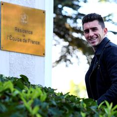 Manchester City defender Aymeric Laporte 'jealous' after watching France win World Cup