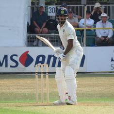 KL Rahul scores unbeaten 88 as India A dominate England Lions on day two of unofficial Test