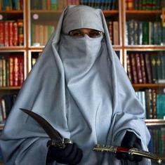 Court extends custody of Kashmiri separatist leader Asiya Andrabi, two associates till September 7