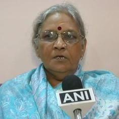 वाजपेयी के निधन के बाद भाजपा स्वार्थ के लिए उनके नाम का इस्तेमाल कर रही है : करुणा शुक्ला