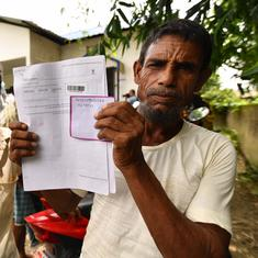 Readers' comments: The BJP government's NRC process has robbed genuine citizens of their homes