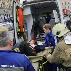 रूस : सेंट पीटर्सबर्ग में हुए धमाकों को अंजाम देने वाले की पहचान हुई
