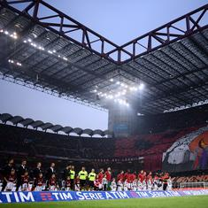 Saudi Arabia to host Italian Super Cup between AC Milan and Juventus in 2019