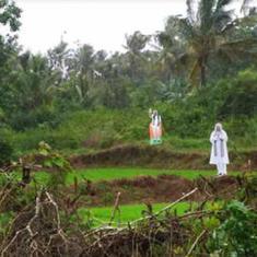 कर्नाटक विधानसभा चुनाव के बाद मोदी-शाह समेत कई नेता खेतों से कौवे भगाने में जुटे!