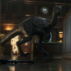 In photos: Dinosaurs run wild once again in 'Jurassic World: Fallen Kingdom'