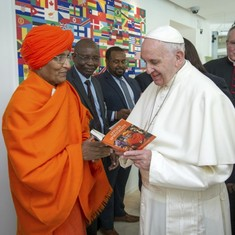 Why end world hunger by 2030? We have the moral obligation to end it now: Swami Agnivesh