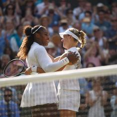 Wimbledon: 39-year-old Venus plays 15-year-old Gauff, Serena-Kerber final rematch in fourth round