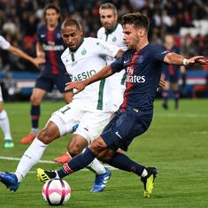 Without Neymar, Mbappe, PSG prepare for Liverpool with 4-0 win over Saint-Etienne
