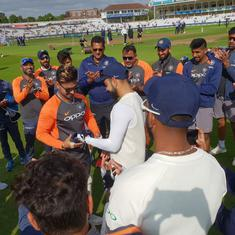 Rishabh Pant becomes India's fifth youngest wicket-keeper in Tests