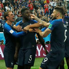'At the gates of paradise': French media toast 'The Incredibles' after reaching World Cup final