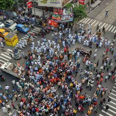 West Bengal: Man arrested in Purulia BJP worker's murder case