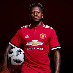 Fred headed to 'biggest club in the world' as Brazilian completes Manchester United move