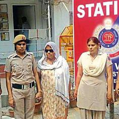 Delhi Police arrest 'godmother of crime' in contract killing case
