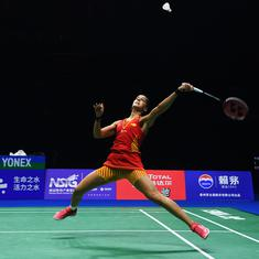 Badminton Worlds: Marin's game was too fast for me to even think what to do, admits Saina