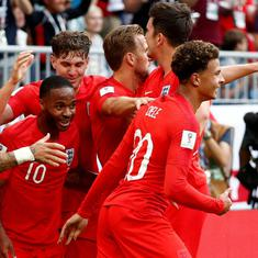 World Cup: England outclass Sweden to clinch semi-final berth for first time since 1990