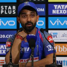 Ready to bat at any position: Rahane not thinking about No 4 spot for India at World Cup