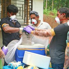 Nipah virus: Eight districts in Karnataka and seven in Tamil Nadu put on high alert