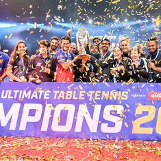 Manika and Sathiyan help Dabang Smashers beat defending champions Falcons in UTT final