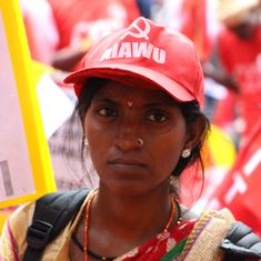 The Daily Fix: Delhi rally by farmers and workers shines light on the need for minimum wage