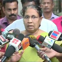 यौन शोषण के आरोपित सीपीएम विधायक के लिए महिला आयोग की प्रमुख ने कहा - गलतियां हो जाती हैं