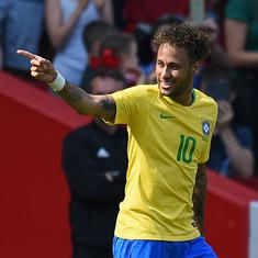Neymar will start in Brazil's vital game against Costa Rica, confirms coach Tite