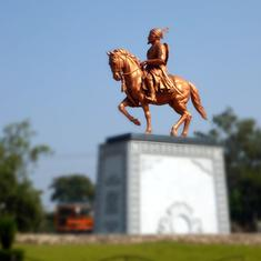 Maharashtra government reduces height of proposed Shivaji statue to cut costs: The Indian Express